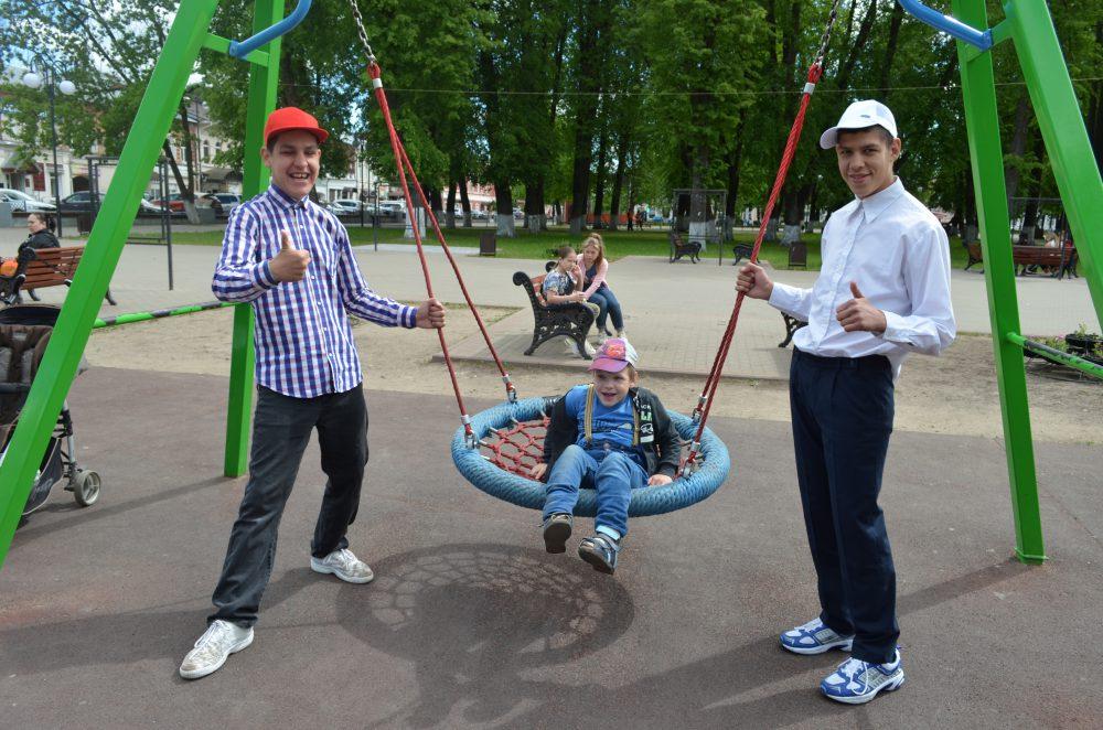парк 3